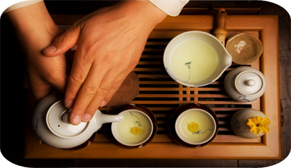 Korea's tea ceremony