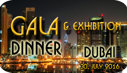 THE DUBAI GALA DINNER & EXHIBITION