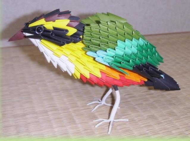 Модульное оригами - Boobooka